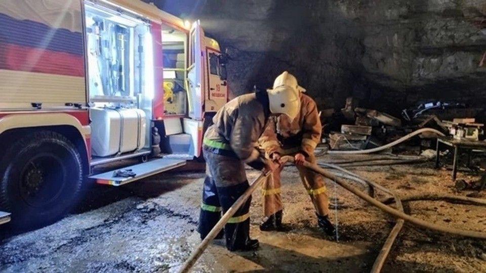 Сгоревшему монастырю нужна помощь неравнодушных жителей Крыма