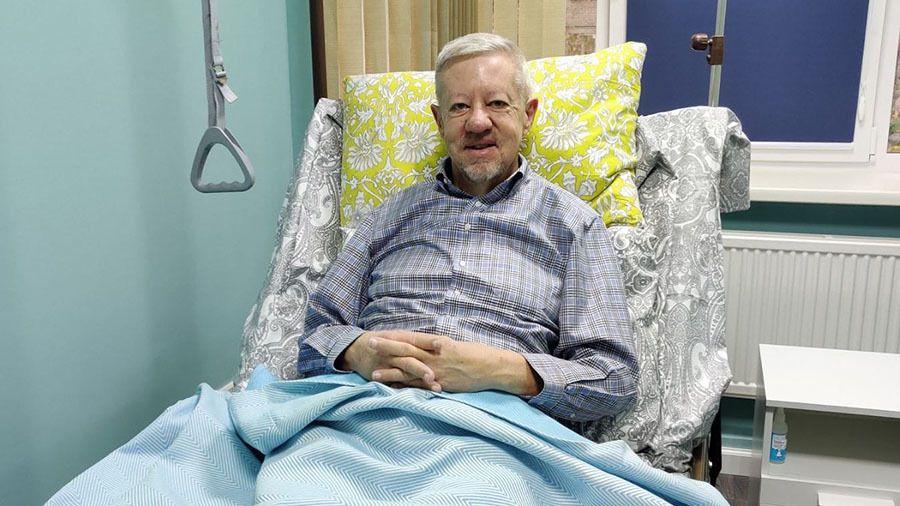 Как российские медики помогли американцу с неизлечимым заболеванием
