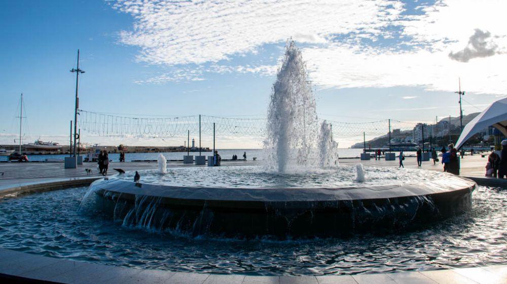 В Ялте закроют фонтаны до весны