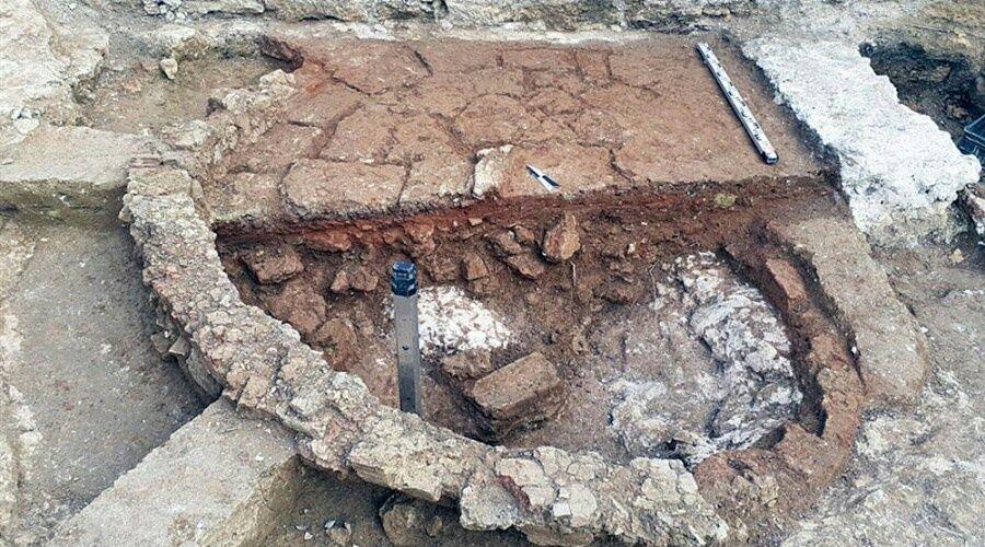 Найденные в Севастополе античные печи для обжига керамики станут экспонатами Херсонеса