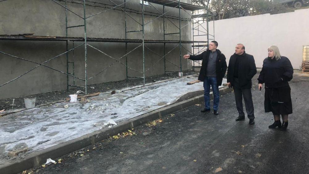 Дионис Алексанов побывал в Гвардейском и Мирновском сельских поселениях