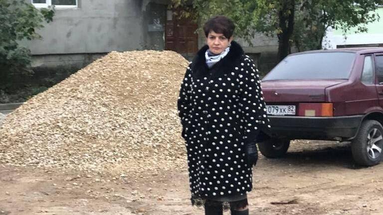 Елена Янчукова продолжает инспектировать строительные площадки Кировского района