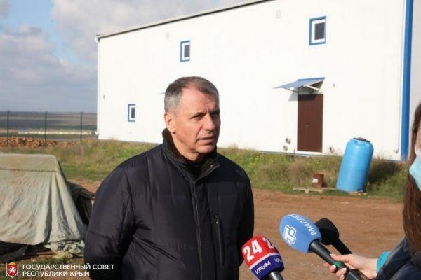 Владимир Константинов:В западном Крыму успешно работают уникальные туристические объекты