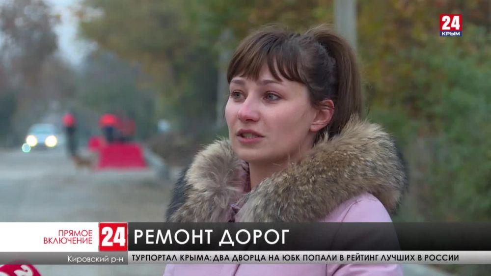 В Кировском районе ремонтируют дороги