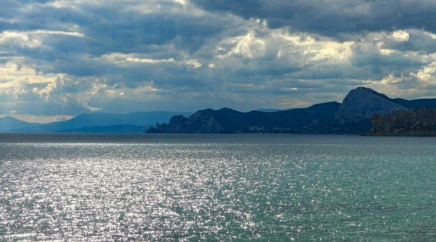 Во вторник в Крыму до 8 градусов тепла, дождь
