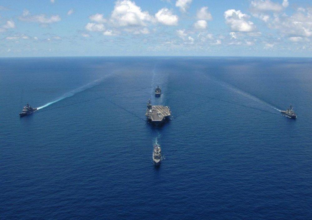 Корабли ВМС Египта покинули Новороссийск