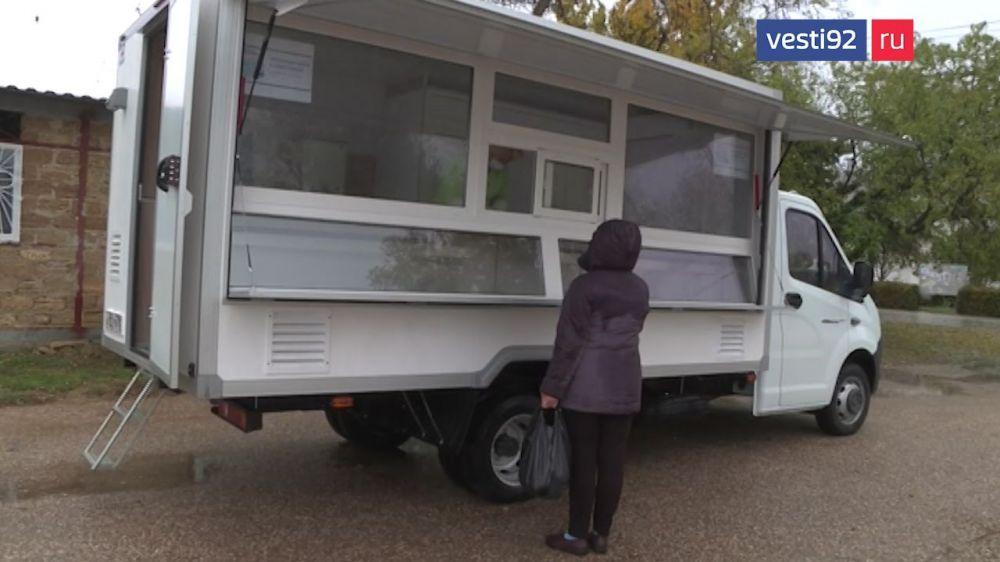 У мобильной молочной кухни Севастополя появился специальный автомобиль