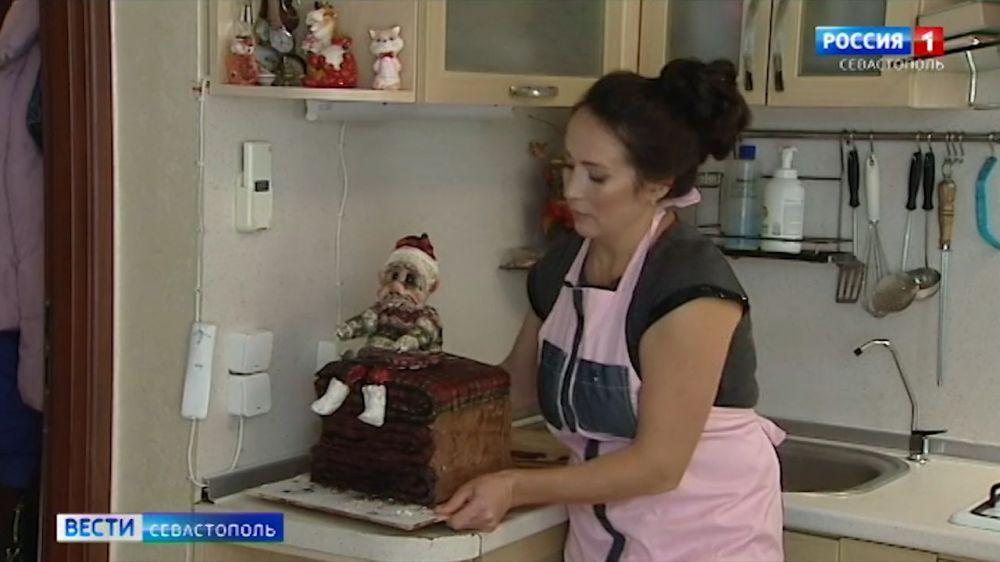 Кондитер из Севастополя взяла «серебро» на конкурсе «Cake International»