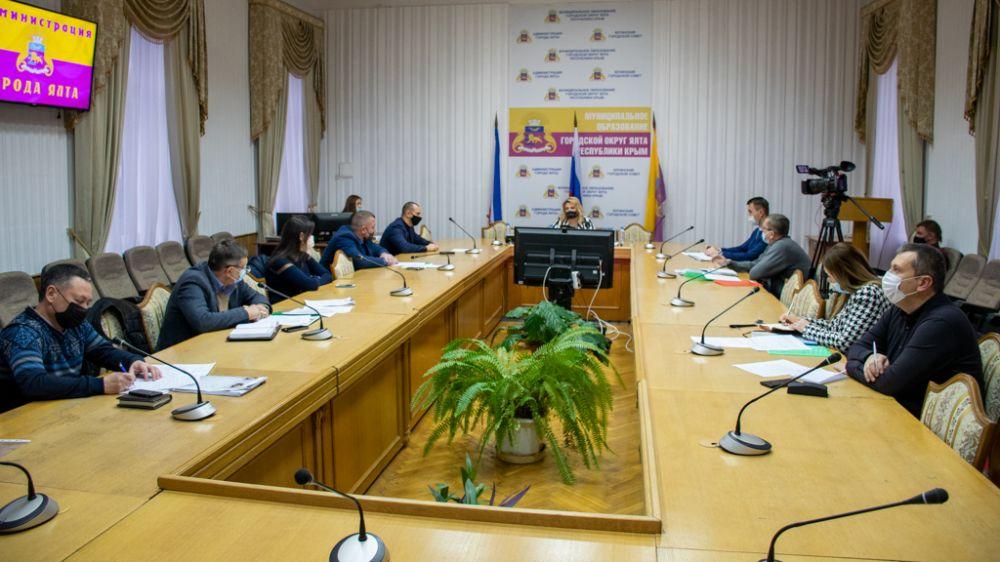 Янина Павленко провела совещание с руководителями территориальных органов