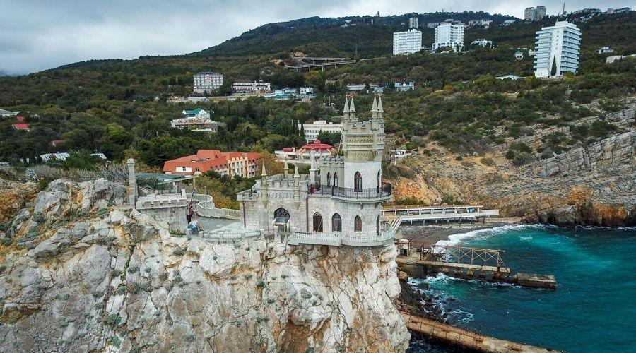 Ласточкино гнездо в Крыму открывают после масштабной реставрации
