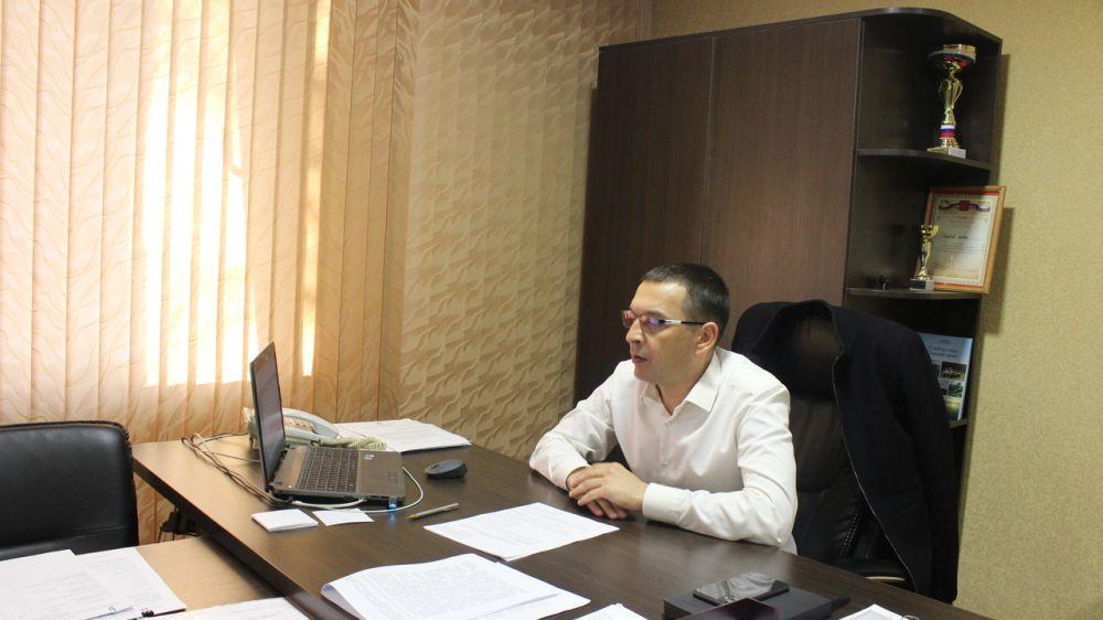 В администрации Сакского района состоялось очередное заседание комиссии по делам несовершеннолетних и защите их прав