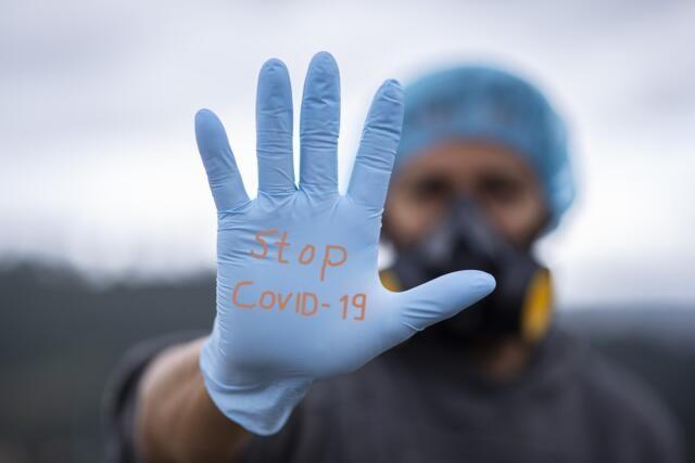 В Крыму растёт заболеваемость ковидными пневмониями