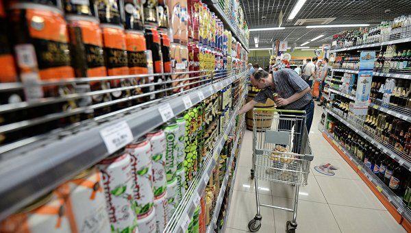 В Госдуме не поддержала идею запретить продажу алкоголя 1 и 2 января