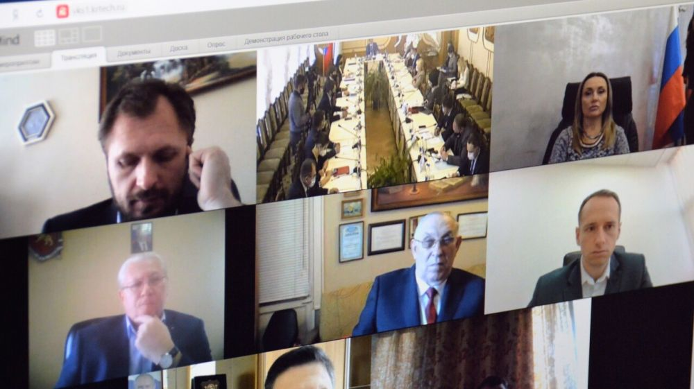 Состоялось заседание Экономического совета