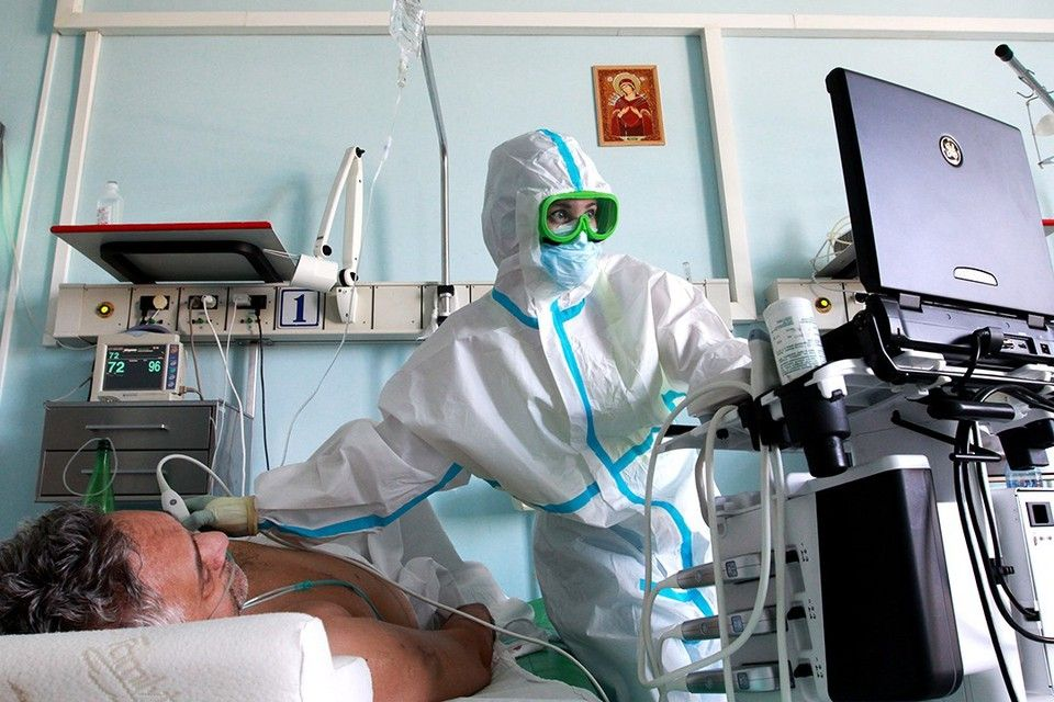 Где в Крыму самый большой прирост заболеваемости Covid-19