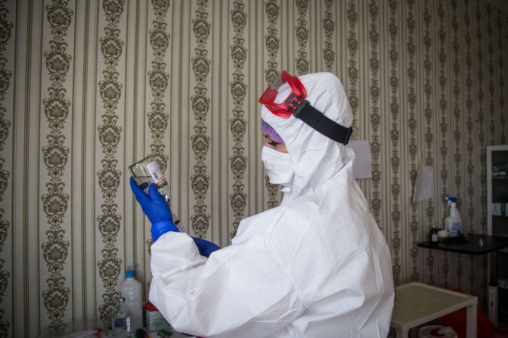 В Крыму достаточно резерва коек для лечения больных Covid-19, — Остапенко