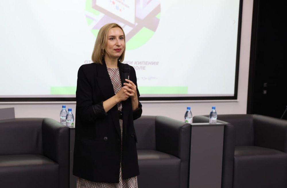 В Симферополе на базе Дома предпринимателя начала работу «Точка кипения»