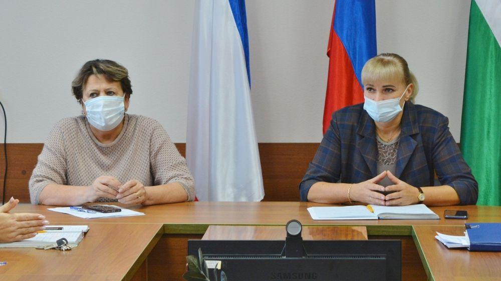 Состоялось заседание оперативного штаба по вопросу предупреждения распространения новой коронавирусной инфекции