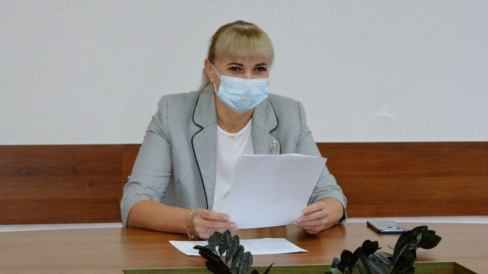 Состоялось заседание комиссии по распоряжению муниципальным имуществом Первомайского района