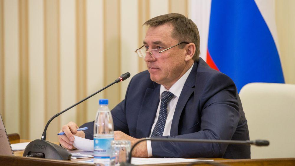 От результатов нашей работы зависят комфортность и благополучие жителей Республики Крым, - Юрий Гоцанюк