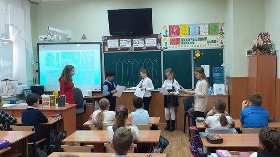 Детская библиотека им. В.Н. Орлова провела час интересной книги