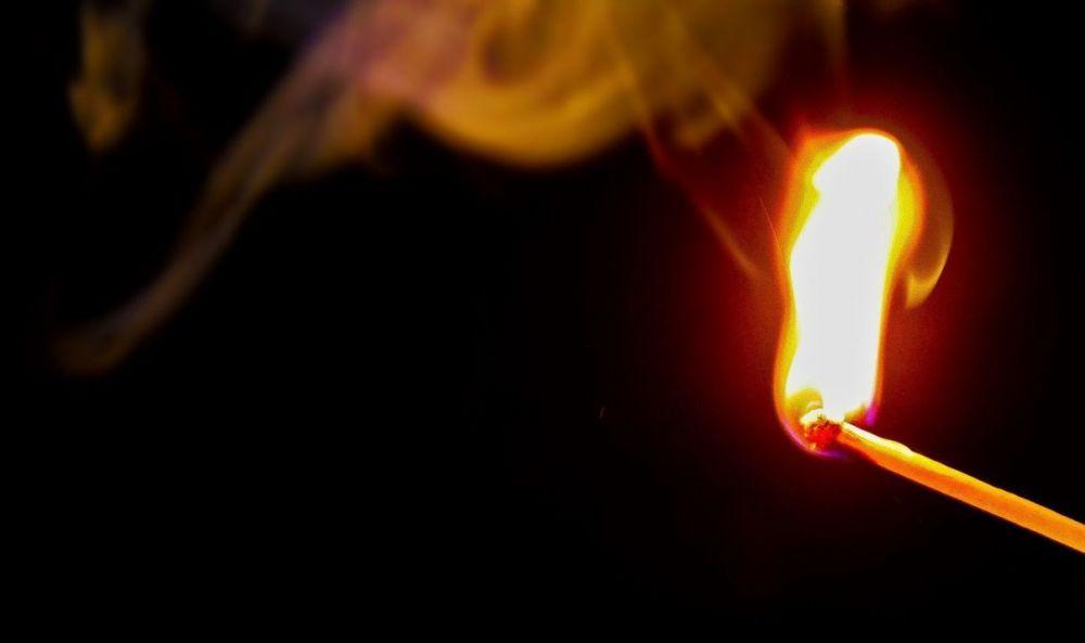 В Крыму жительница Феодосии сожгла кафе из-за плохого обслуживания
