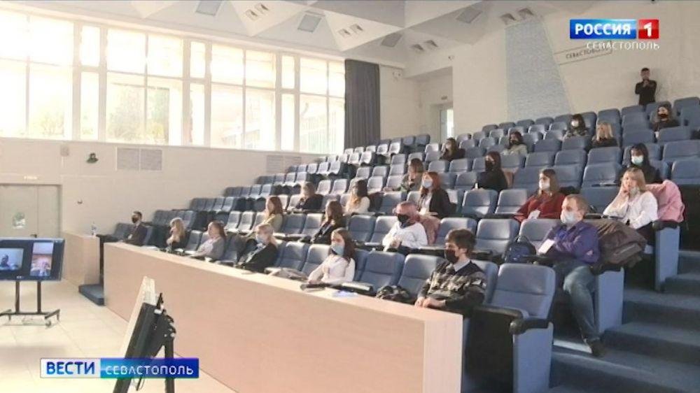 Школьники и студенты Севастополя теперь изучают международную дипломатию