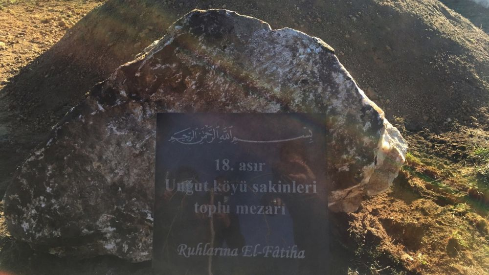 В Кировском районе состоялось перезахоронение останков, найденных на территории древнего Кургана