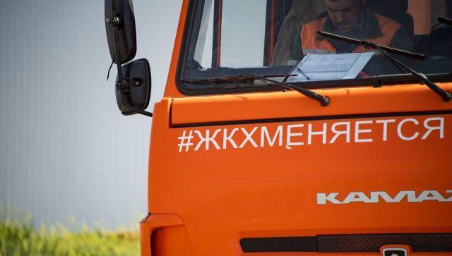 Крым получит до конца года почти 400 единиц коммунальной техники