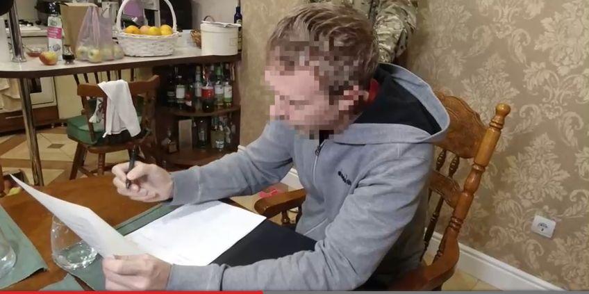 Появилось видео задержания экс-заместителя главы администрации Евпатории