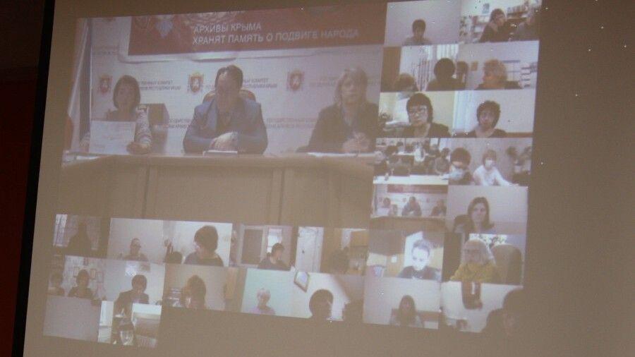 Проведён семинар для государственных и муниципальных архивных учреждений