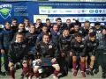 Крымские футболисты в шаге от поездки на чемпионат Европы