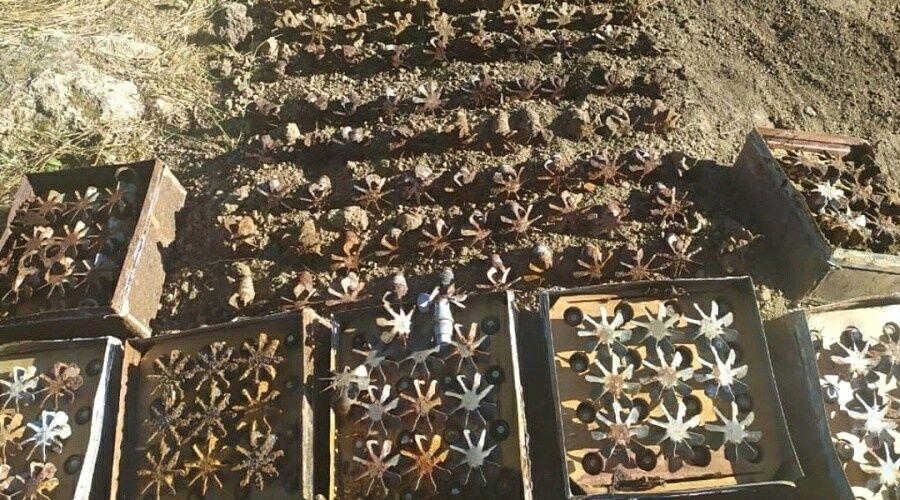 Склад авиабомб и древний склеп помешали благоустройству общественных пространств в Керчи