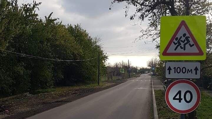 Завершены работы по ремонту 20 участков автомобильных в 10 населенных пунктах Симферопольского района