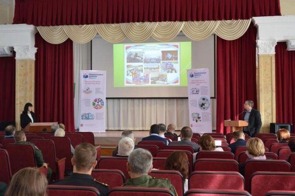 Владимир Бобков принял участие в заседании круглого стола, посвященного кадетскому движению