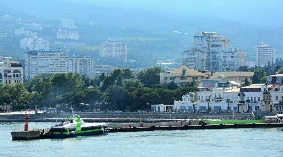Морские суда на электрическом ходу будут строить в Крыму