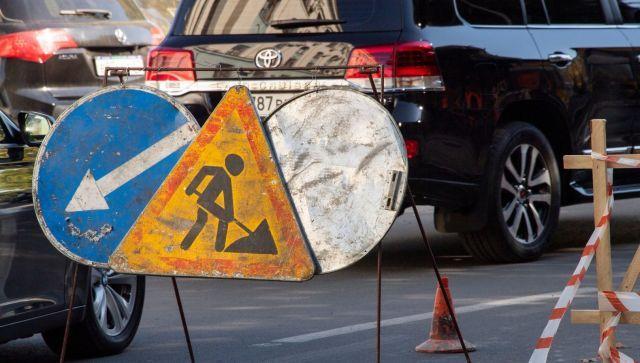 Одну из улиц Симферополя перекроют на две недели