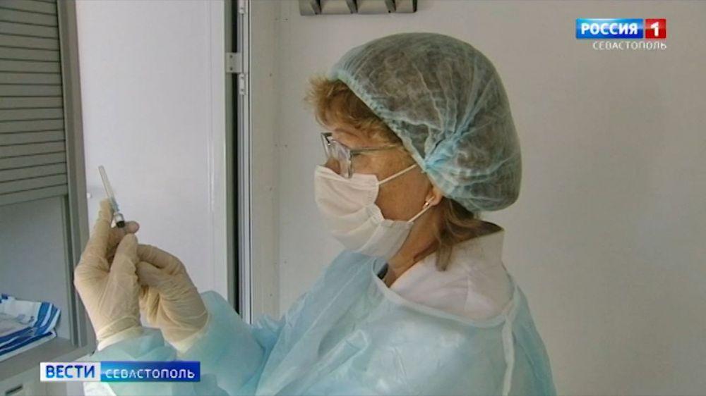 В Крыму массовая вакцинация от коронавируса начнется в декабре