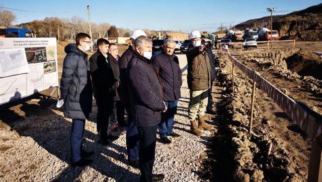 Назаров установил сроки преодоления водного дефицита в Крыму