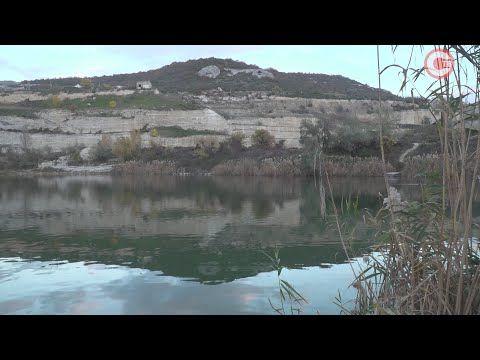 Из Инкерманского озера заберут около миллиона кубометров воды для нужд города (СЮЖЕТ)