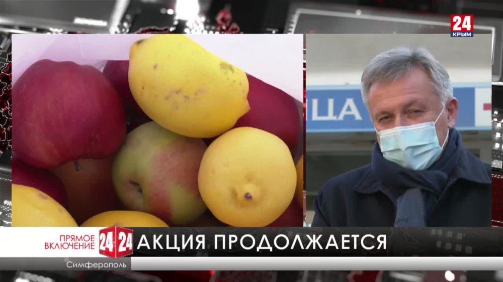 Медикам, работающим с ковидными больными, вручили подарки