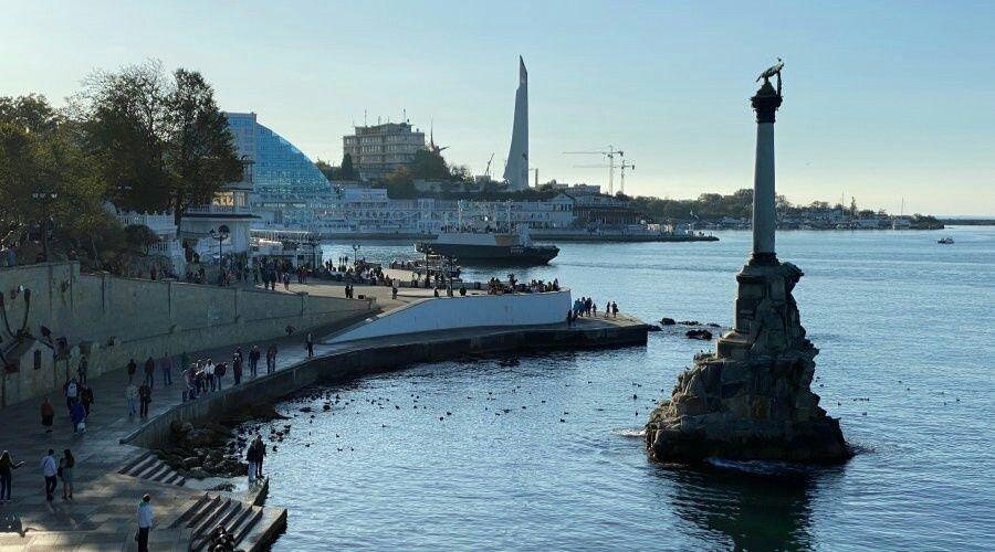 Возведение посвященного окончанию гражданской войны монумента завершается в Севастополе