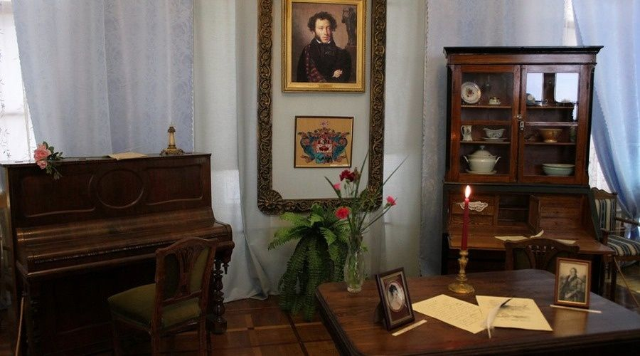 Музей Пушкина в Гурзуфе представил редкий литературный журнал эпохи Александра I