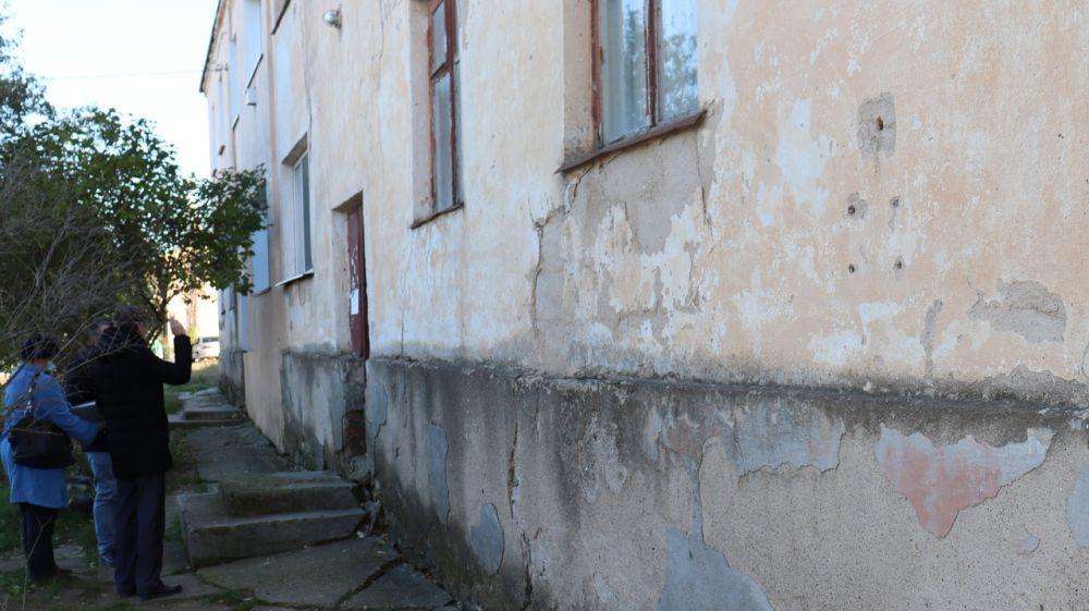 Глава администрации Сакского района Михаил Слободяник выехал в село Митяево по итогу обращения граждан (в режиме телефонной линии)