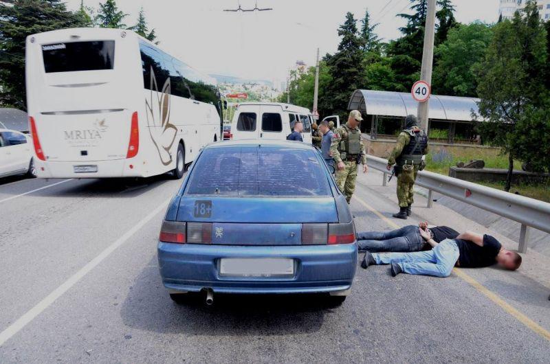 Дело пяти ялтинских разбойников дошло до суда