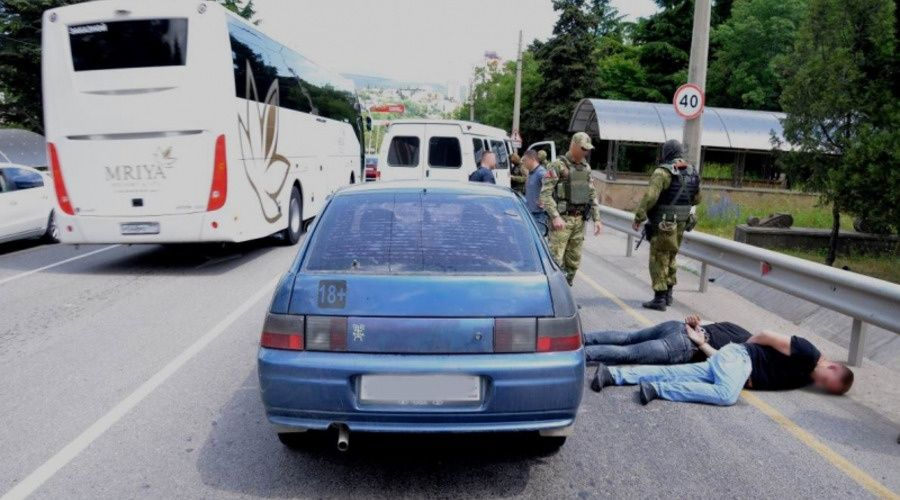 Организованная группа разбойников предстанет перед судом в Ялте
