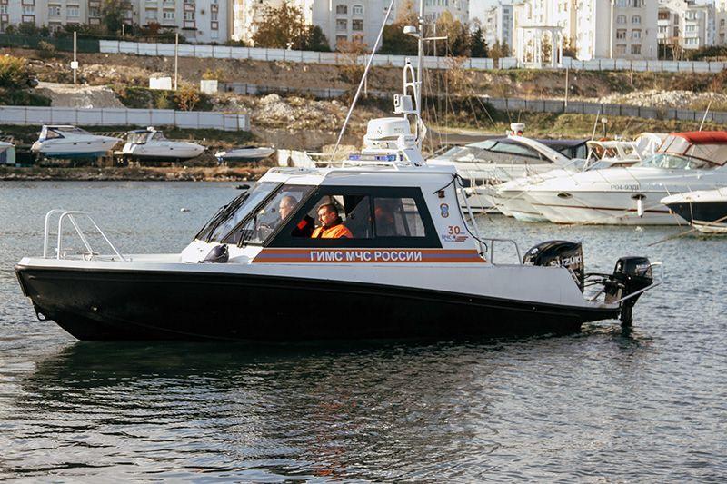 Севастопольские спасатели получили новый катер