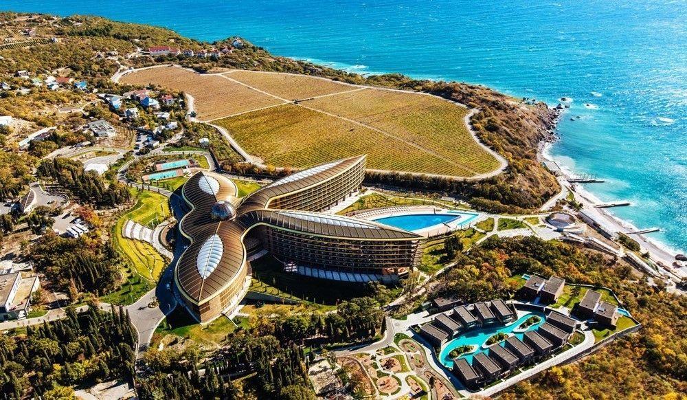 Крымский отель получил международную премию World Travel Awards 2020
