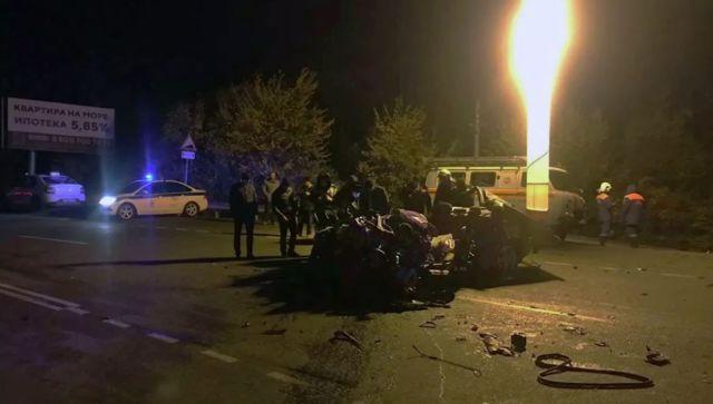 Три человека погибли в аварии с грузовиком на Кубани