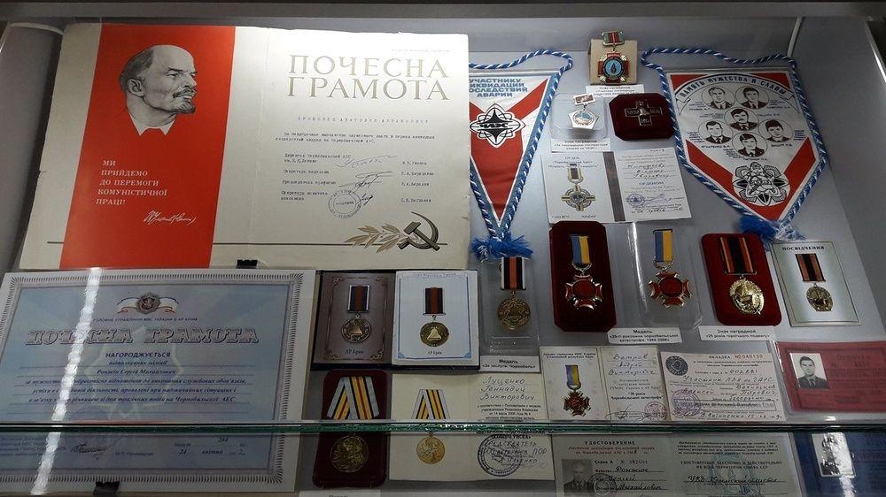 30 ноября - День ликвидатора в Музее истории города Симферополя